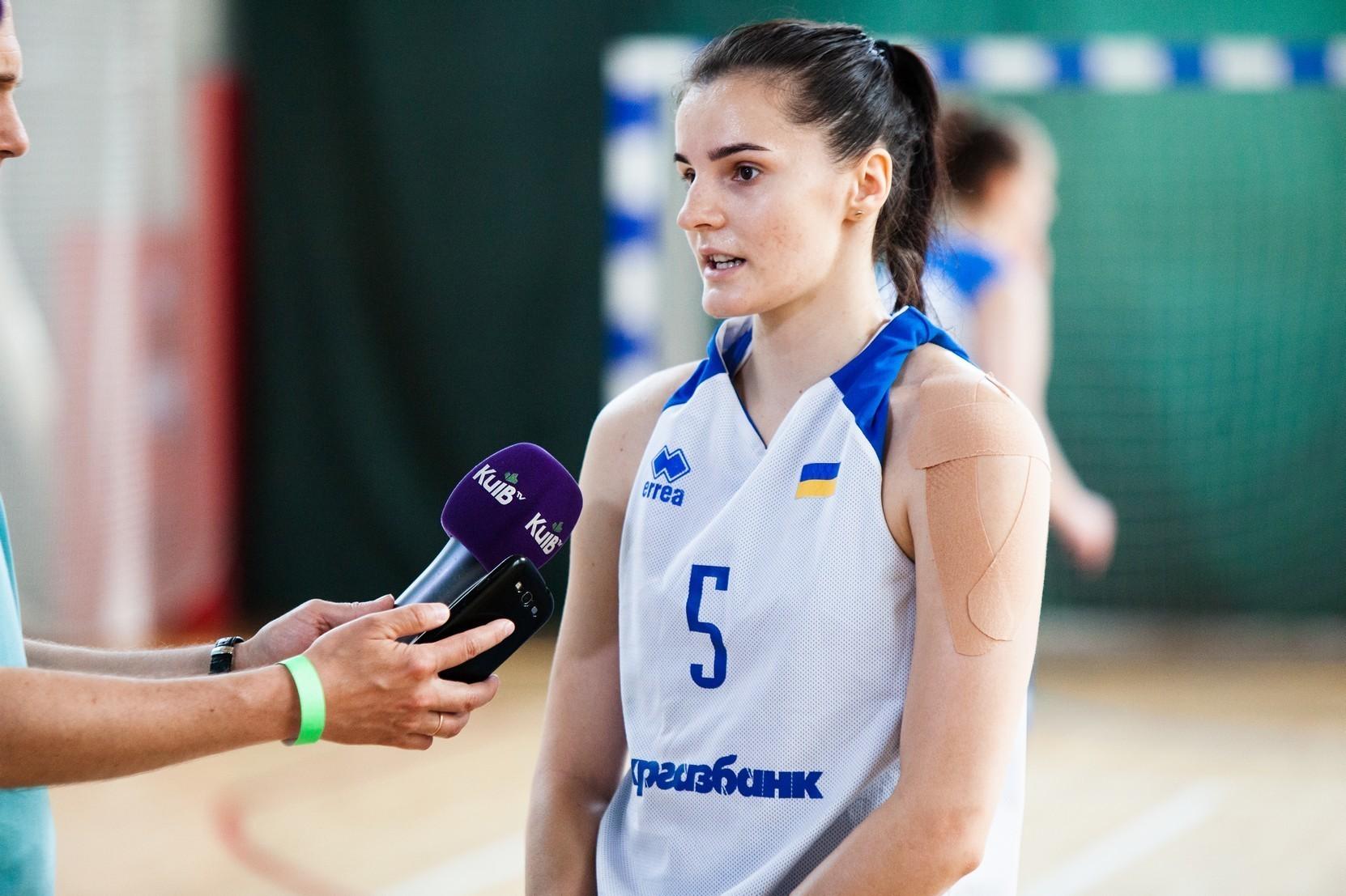Вікторія Кондусь пропустить пів року через травму коліна