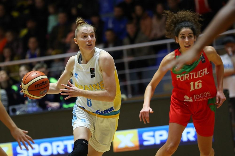 14 гравчинь увійшли до складу жіночої збірної України на літній збір