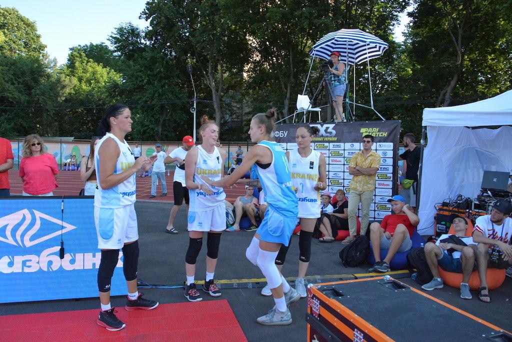 Камбек Суперліги 3х3: відео фіналів турніру в Одесі