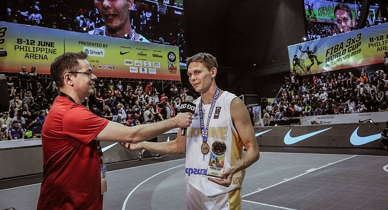 Як Україна виборювала друге золото з данків на чемпіонатах світу 3х3: відео фіналу