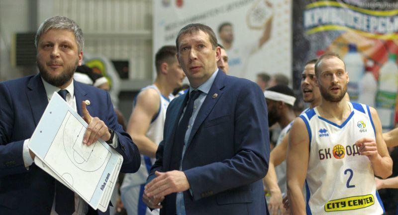 У БК Одеса повідомили про перших новачків наступного сезону