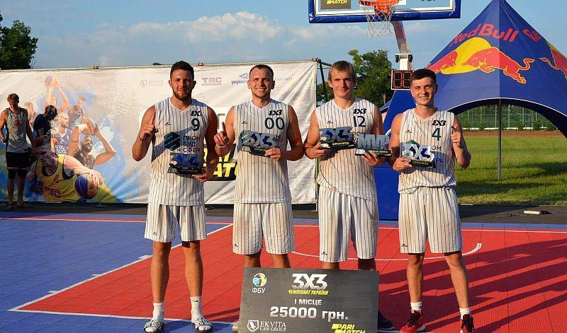 Чемпіонат України з баскетболу 3х3: рейтинг команд після двох турів