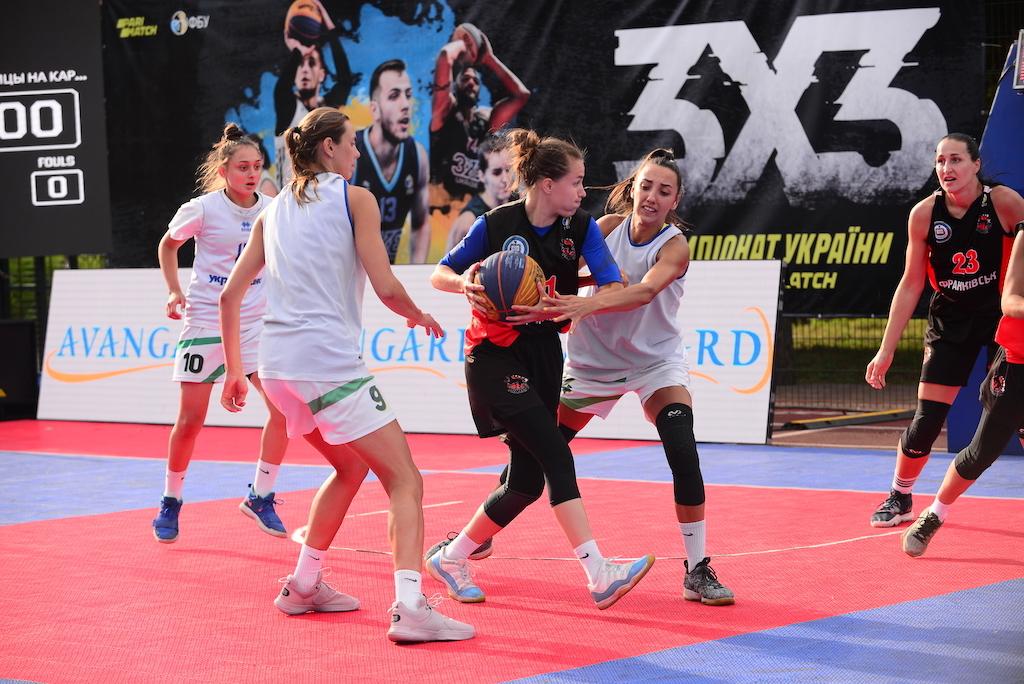 У Кам'янському пройшов третій турнір чемпіонату України 3х3: фотогалерея