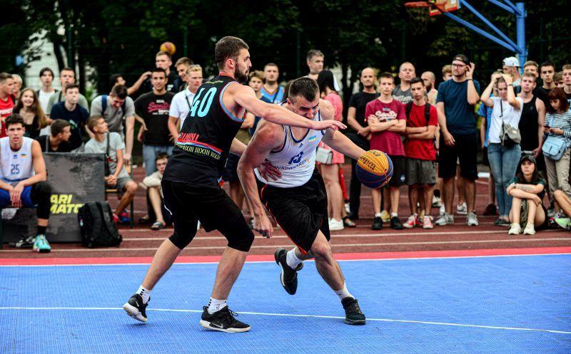 У Кам'янському відбувся 3 тур чемпіонату України 3х3: повна фотогалерея
