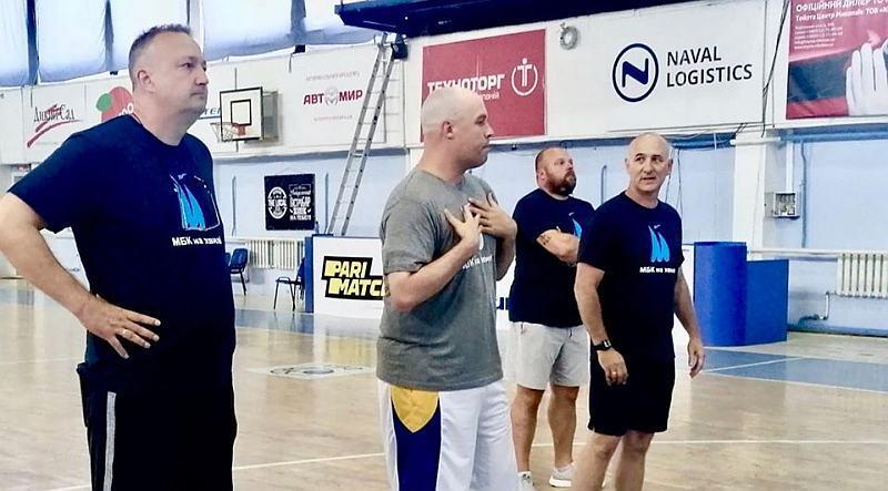 Кріс Томас: Миколаїв гратиме у швидкий баскетбол, наш стиль радуватиме вболівальників