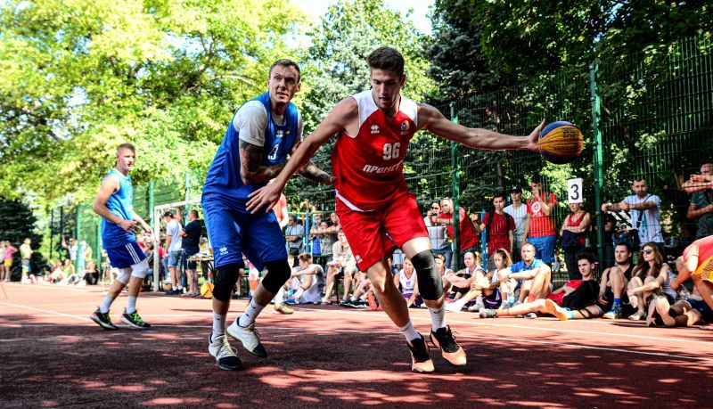 Чемпіонат України 3х3: враження господарів 3 туру
