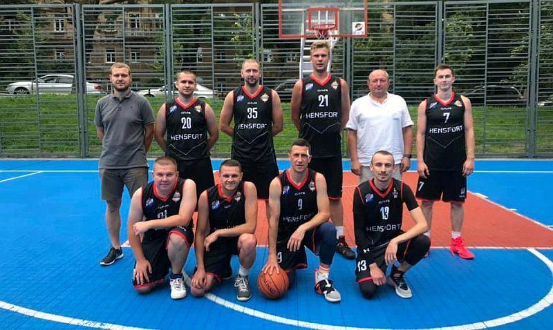 Визначився чемпіон Львівщини з баскетболу