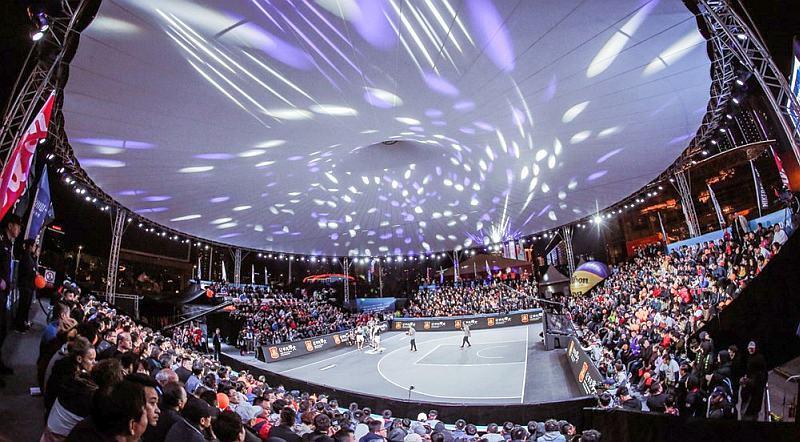 ФІБА скасувала молодіжний чемпіонат світу з баскетболу 3х3
