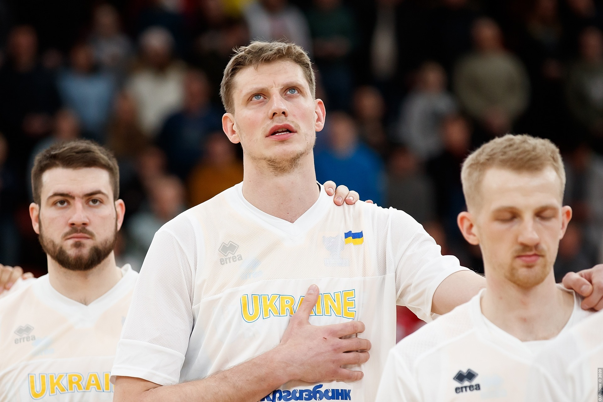 Центровий збірної України Артем Пустовий став батьком