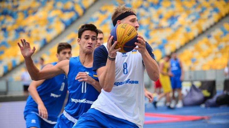 Збірні України зіграють за нагороди 5 туру Суперліги Парі-Матч 3х3