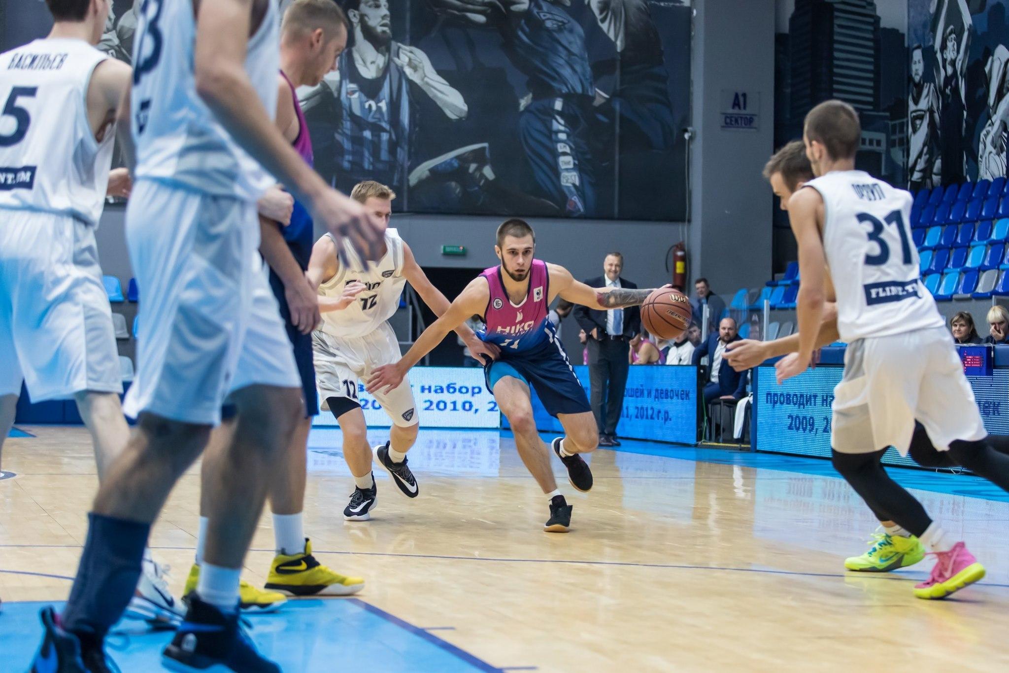 Миколаїв підписав двох гравців Вищої ліги