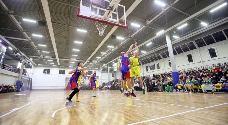 БК Тернопіль перегляне кандидатів у команду Першої ліги