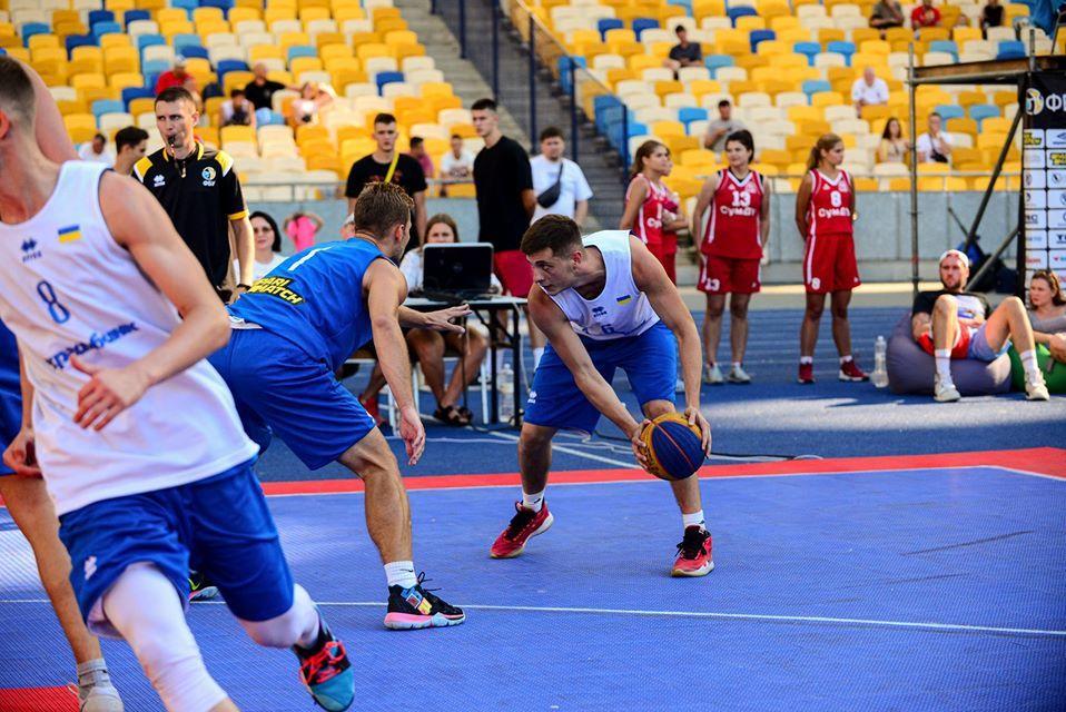 Володимир Коцько: вуличний баскетбол – це моя гра
