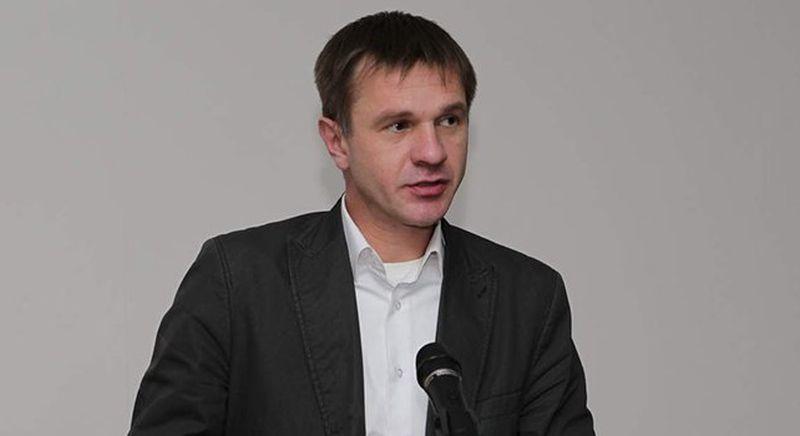 Віце-президент міської федерації баскетболу Одеси Віталій Радов потребує термінової допомоги