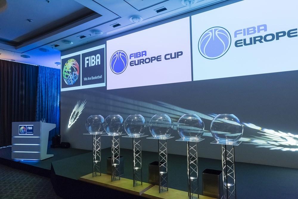 Кубок Європи ФІБА: проведено розсіювання перед жеребкуванням