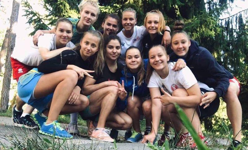 Жіноча збірна України U-20 завершила тренувальні збори