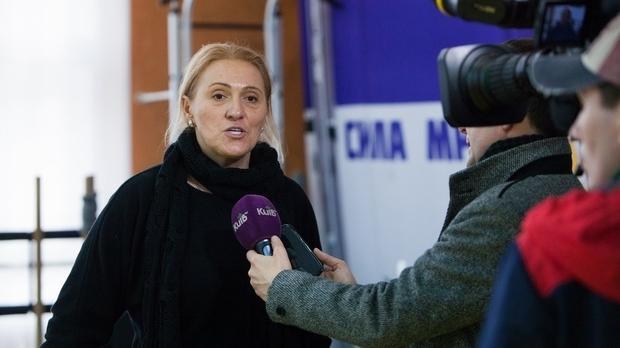 Вітаємо з ювілеєм Марину Ткаченко