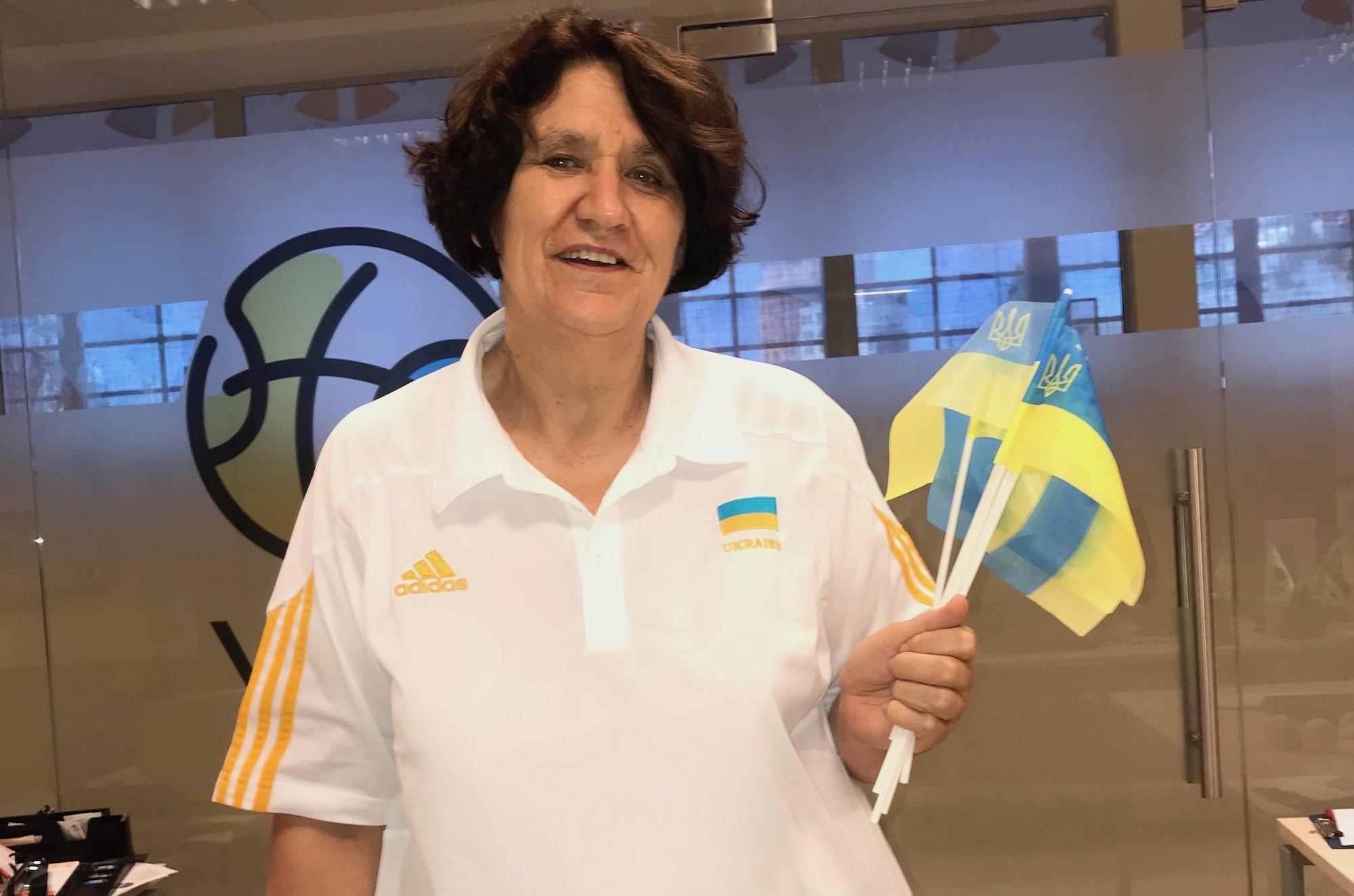 Лариса Шабанова: Кубок ВЮБЛ – унікальні змагання для нашої молоді