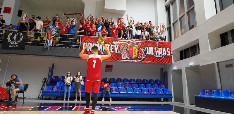 Кубок Прометея: фотогалерея вирішальних матчів