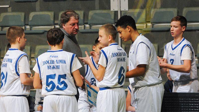 Володимир Понько: юнаки Хіміка готуються відіграти всі матчі сезону