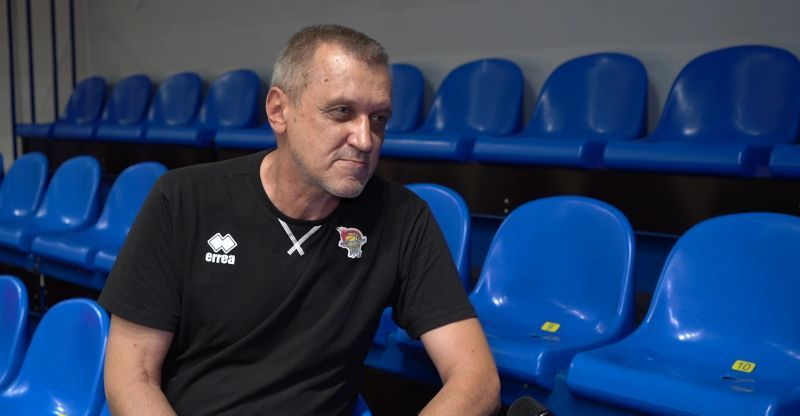 Кирило Большаков: зібрали в жіночій команді Прометея всіх найперспективніших