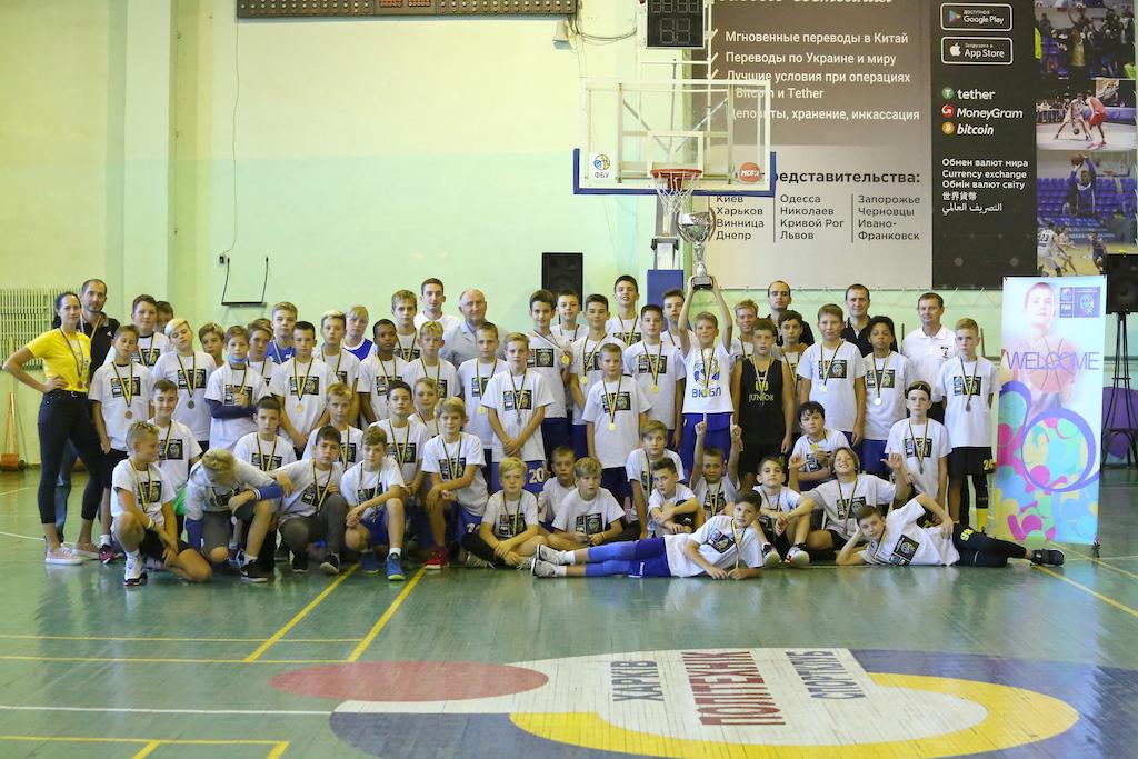 Кубок ВЮБЛ у Харкові (юнаки 2008 р.н.): фотогалерея