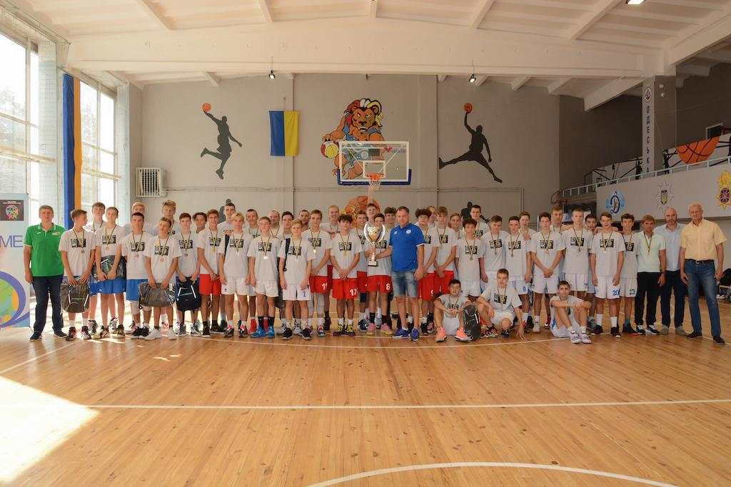 Кубок ВЮБЛ в Одесі (юнаки 2005 р.н.): фотогалерея