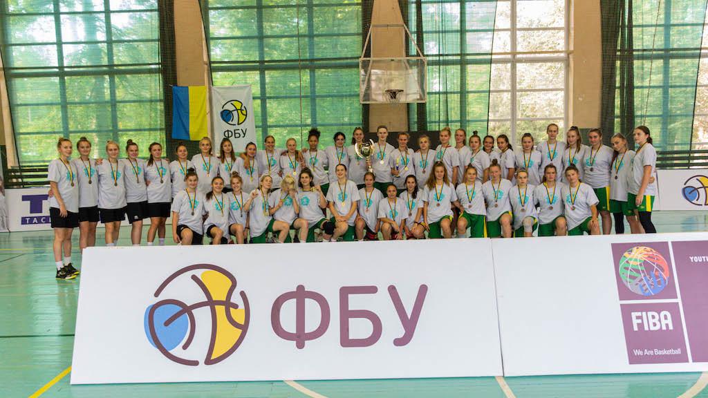 Кубок ВЮБЛ в Києві (дівчата 2005 р.н.): фотогалерея