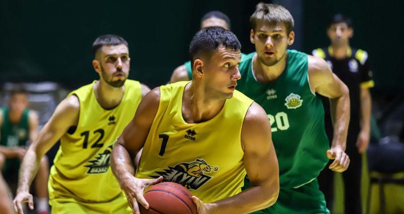 Київ-Баскет вдруге переміг Тернопіль