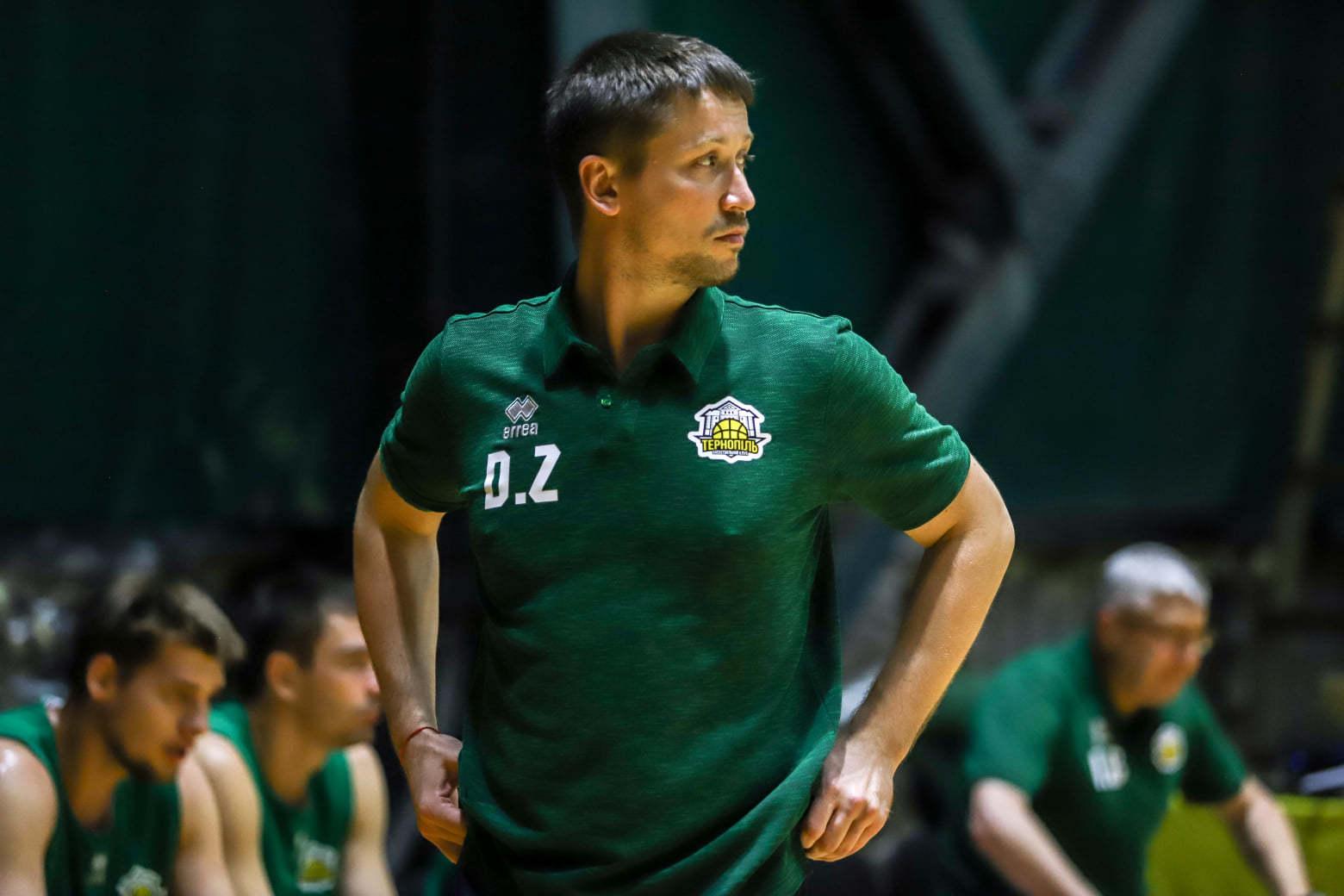Дмитро Забірченко: потішило, що в другому матчі з Київ-Баскетом почали спрацьовувати окремі комбінації