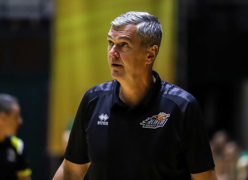 Айнарс Багатскіс: нам потрібно грати у свій якісний баскетбол не 5-7 хвилин, а весь час