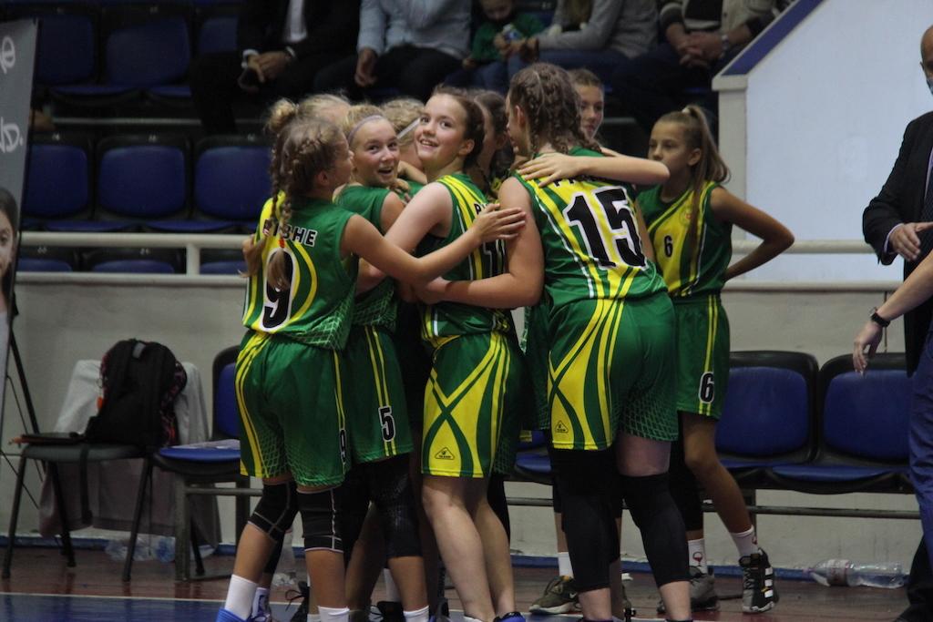 Кубок ВЮБЛ (дівчата, 2008 р.н.): результати та фотогалерея