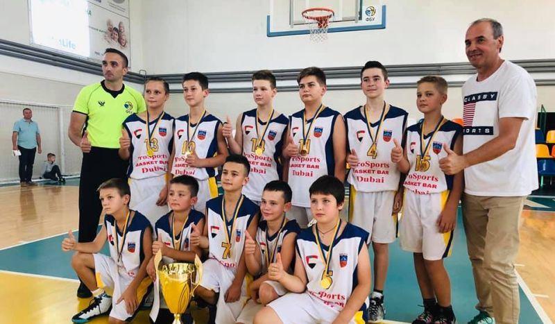 На Вінничині визначився чемпіон області серед юнаків