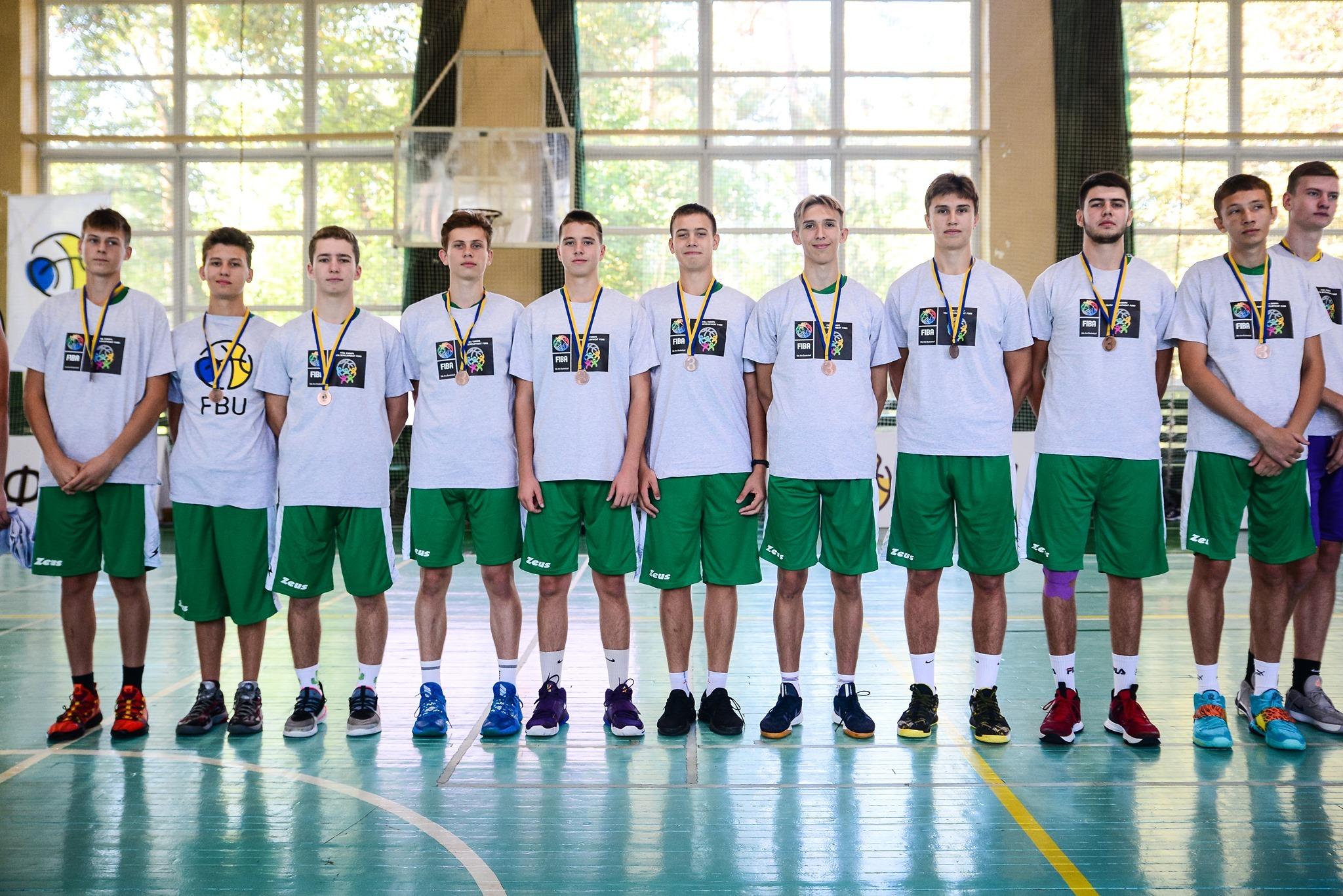 Гравець ДЮСШ-12 встановив два рекорди Кубка ВЮБЛ в матчі другого ігрового тижня