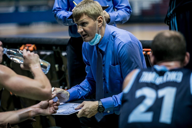 Денис Журавльов: перед Кубком підводимо команду до стану, в якому вона має бути на початку сезону