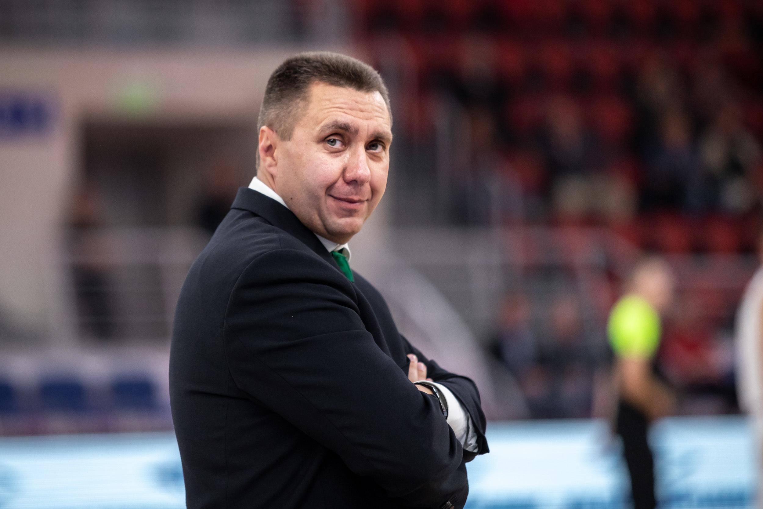 Валерій Плеханов: помилки побачили, будемо й далі готуватися до старту чемпіонату