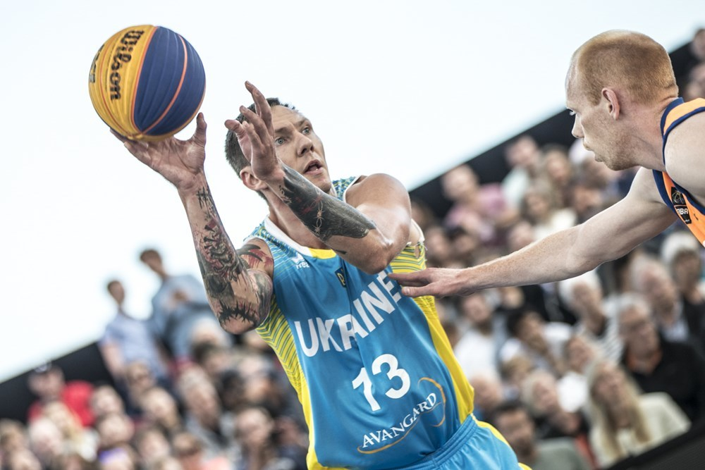 Дмитро Липовцев увійшов до складу комісії ФБУ з розвитку баскетболу 3х3