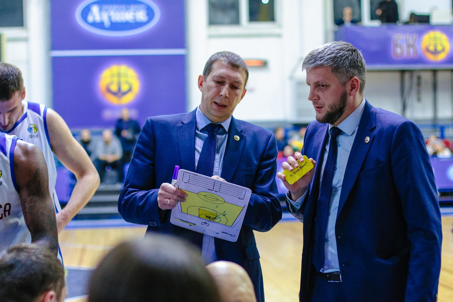 Олег Юшкін: спробуємо задіяти новачка Дрю Брендона у Фіналі чотирьох