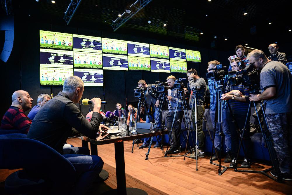 Відкриття сезону від ФБУ та Паріматч: відеотрансляція прес-конференції