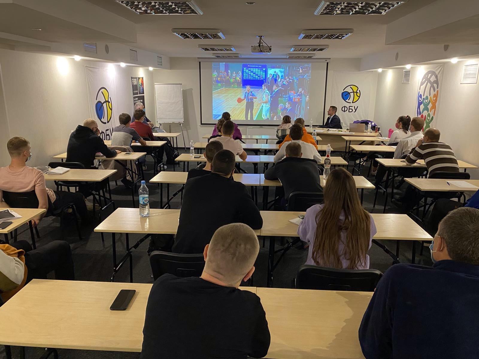 У Києві відбувся Регіональний суддівський семінар з підготовки суддів ліцензії «В»
