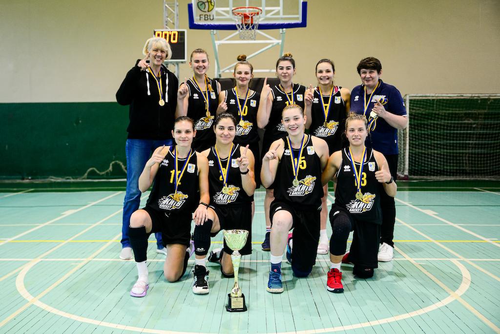 Київ-2 — переможниці Фіналу жіночої Молодіжної ліги