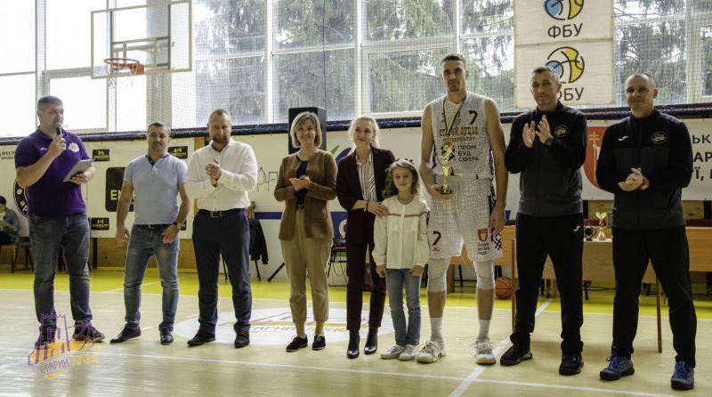 Старий Луцьк переміг на турнірі пам'яті Олексія Веремійчика