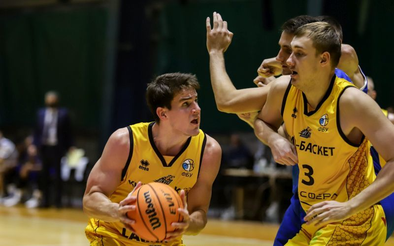 Стартова перемога сезону Київ-Баскета: фотогалерея