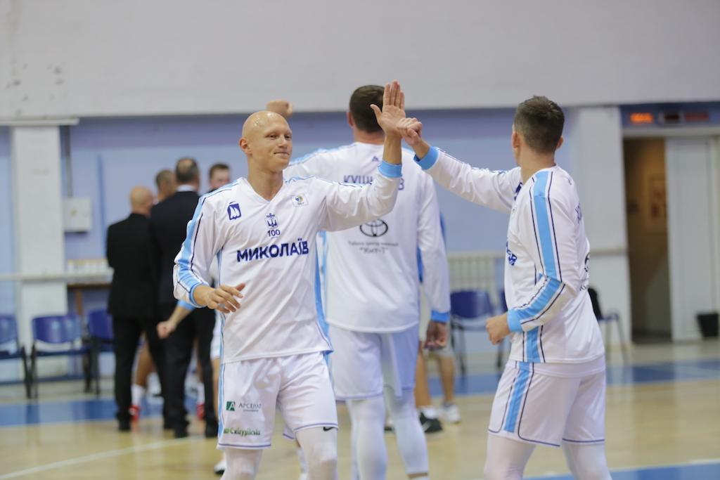 Виїзна перемога Київ-Баскета в Миколаєві: відео коментарів після гри