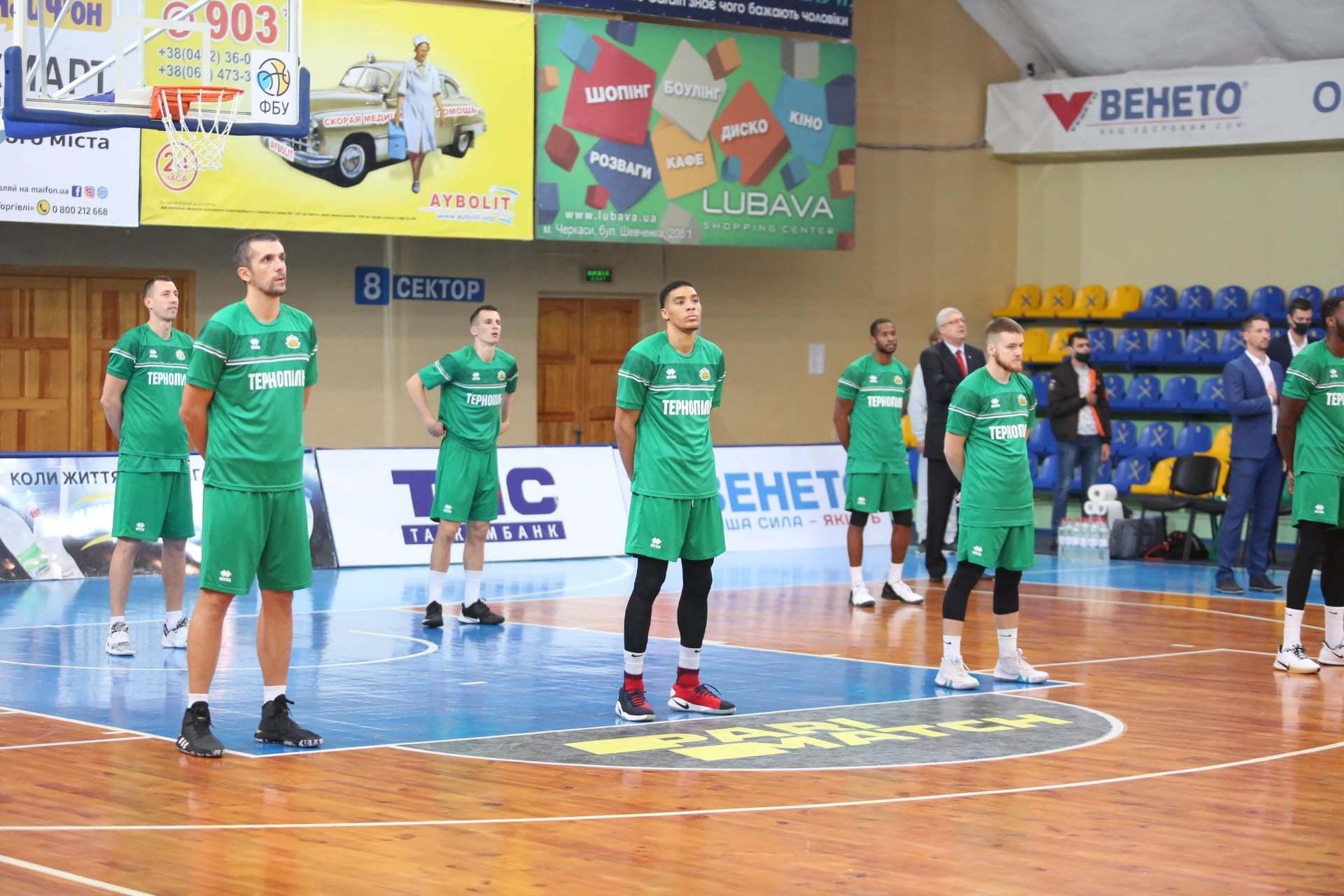 Тернопіль зіграє домашні матчі проти Дніпра та Харківських Соколів у Львові