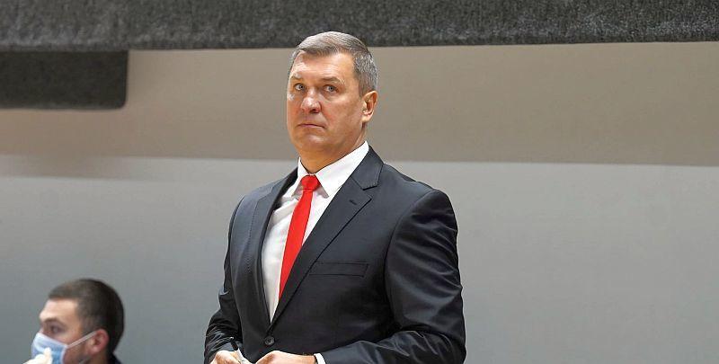 Віталій Черній: очікую непросту гру в Миколаєві