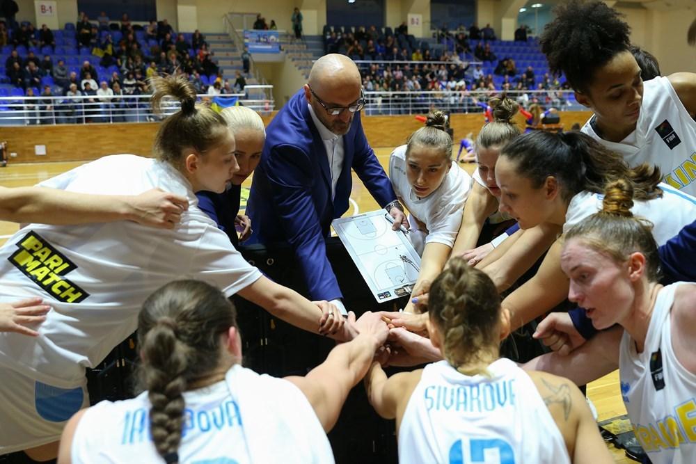 Жіноча збірна України повертається: національна команда зіграє в Португалії матчі відбору на Євробаскет-2021