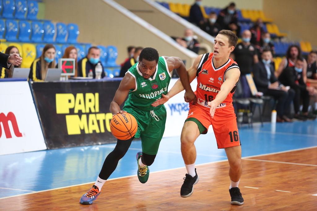 БК Запоріжжя подовжив переможну серію до чотирьох матчів