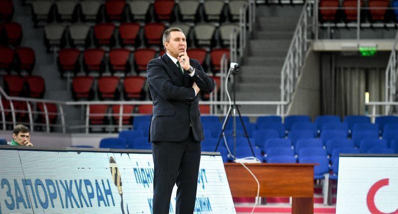 Валерій Плеханов: ще не знаю кількість здорових гравців на матч проти Київ-Баскета