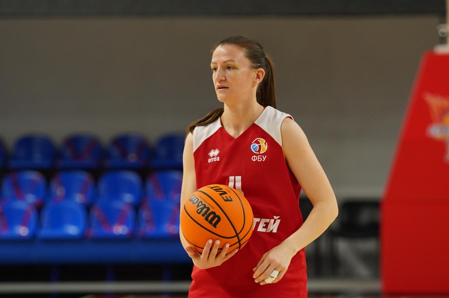Ольга Дубровіна: своєю формою задоволена відсотків на 60